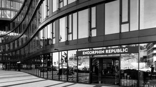 ENDORPHIN REPUBLIC PRAHA WALTROVKA