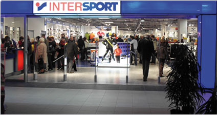 INTERSPORT LIBEREC